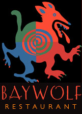 Bay Wolf Logo